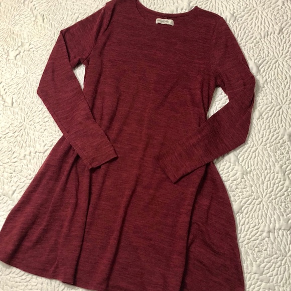 35cbc55c6e Abercrombie & Fitch Dresses & Skirts - 🖤🖤Abercrombie and Fitch Smock  Sweater Dress🖤